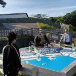32. 松前城の縄張りを目で確認しながら、箱館戦争のおさらい