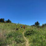 13. 夷王山の山頂には少しだけ登山