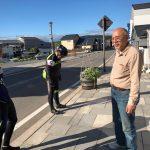 31. いにしえ街道の生き字引である室谷さんが街歩きガイド
